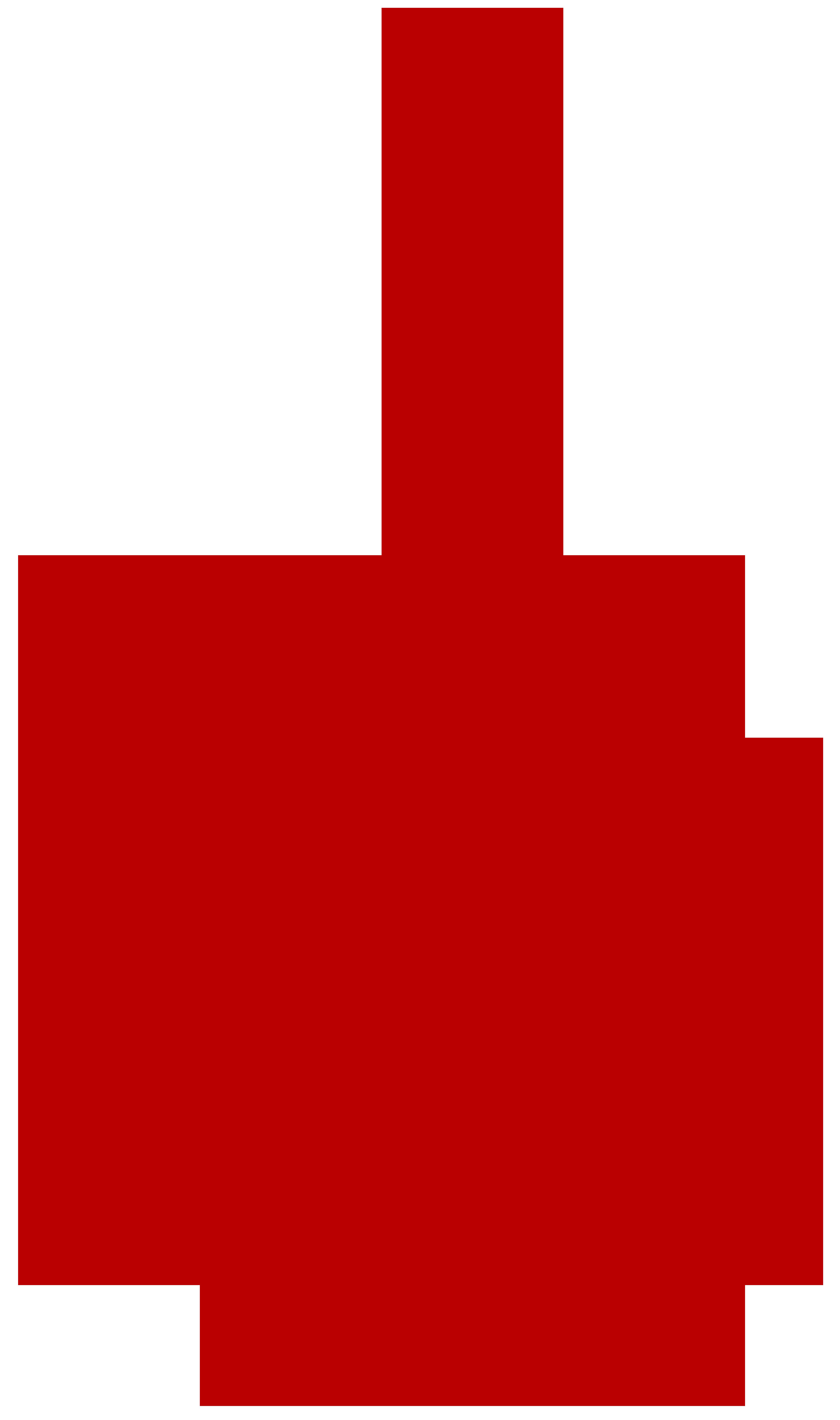 Hanging Heart Transparent PNG Clip Art Image.