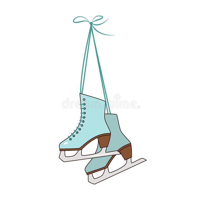 Skates Stock Illustrations.