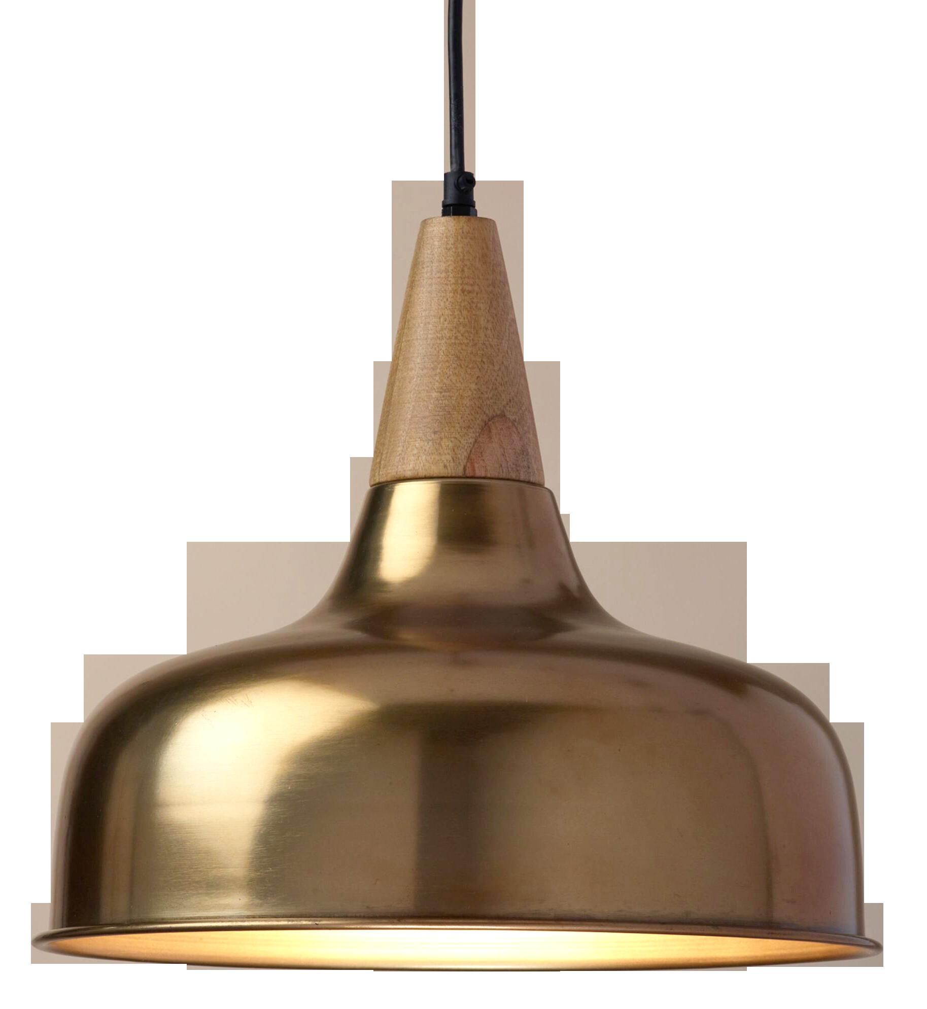 Hanging Lamp PNG Image.