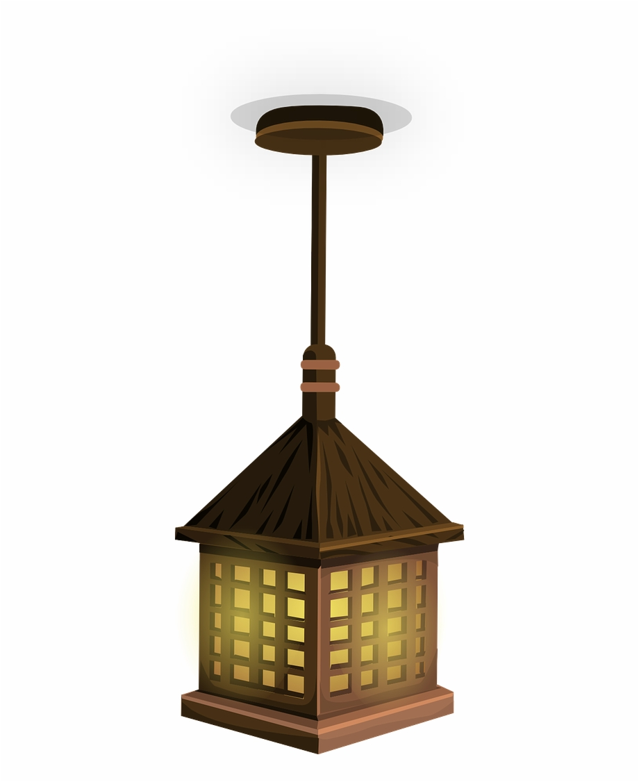 Lantern Lamp Light Lighting Png Image.