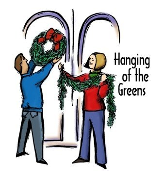 Hanging of the Greens.