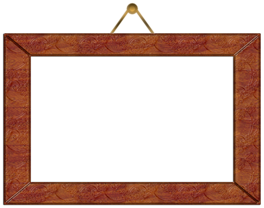 Wood Table Frame clipart.