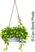 Hanging plant Vector Clip Art EPS Images. 2,754 Hanging plant.
