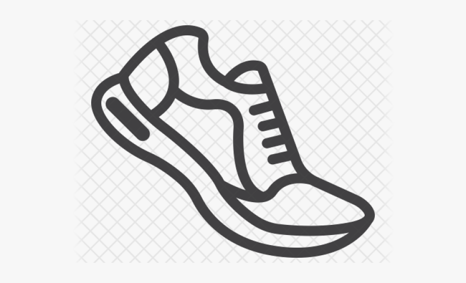 Running Shoes Clipart Transparent.