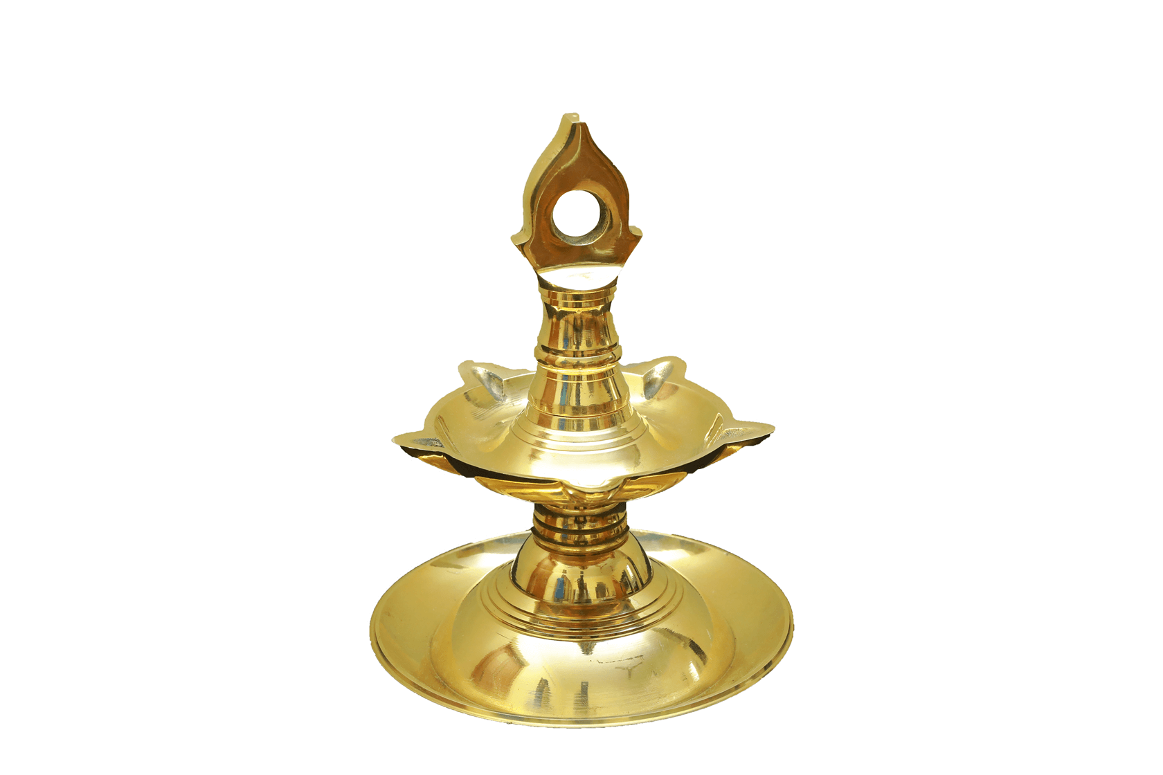 Hanging Oil Lamp.