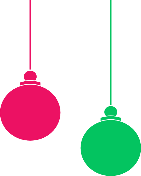 Hanging ornament png.