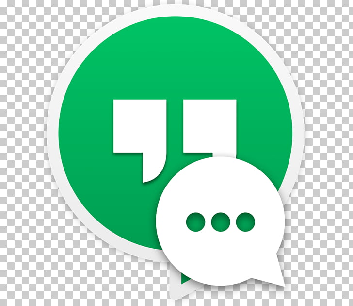 App store Google Hangouts, hangout PNG clipart.