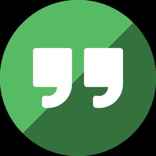 Hangouts icon.