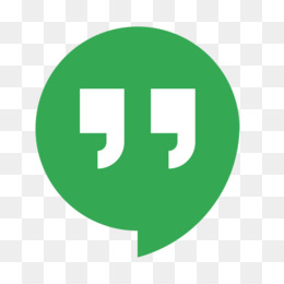 Free download Google Hangouts Text png..