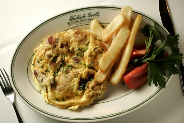 Recipe: Traditional Hangtown Fry from Tadich Grill.