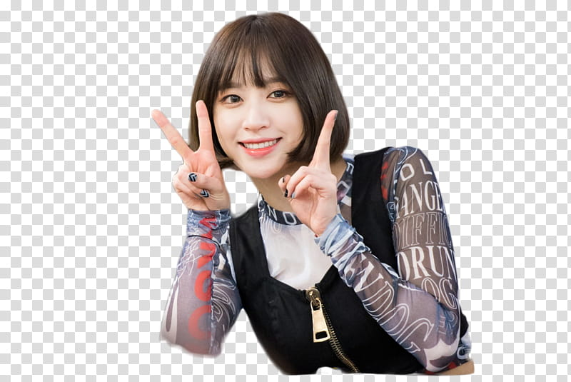 Hani of EXID transparent background PNG clipart.