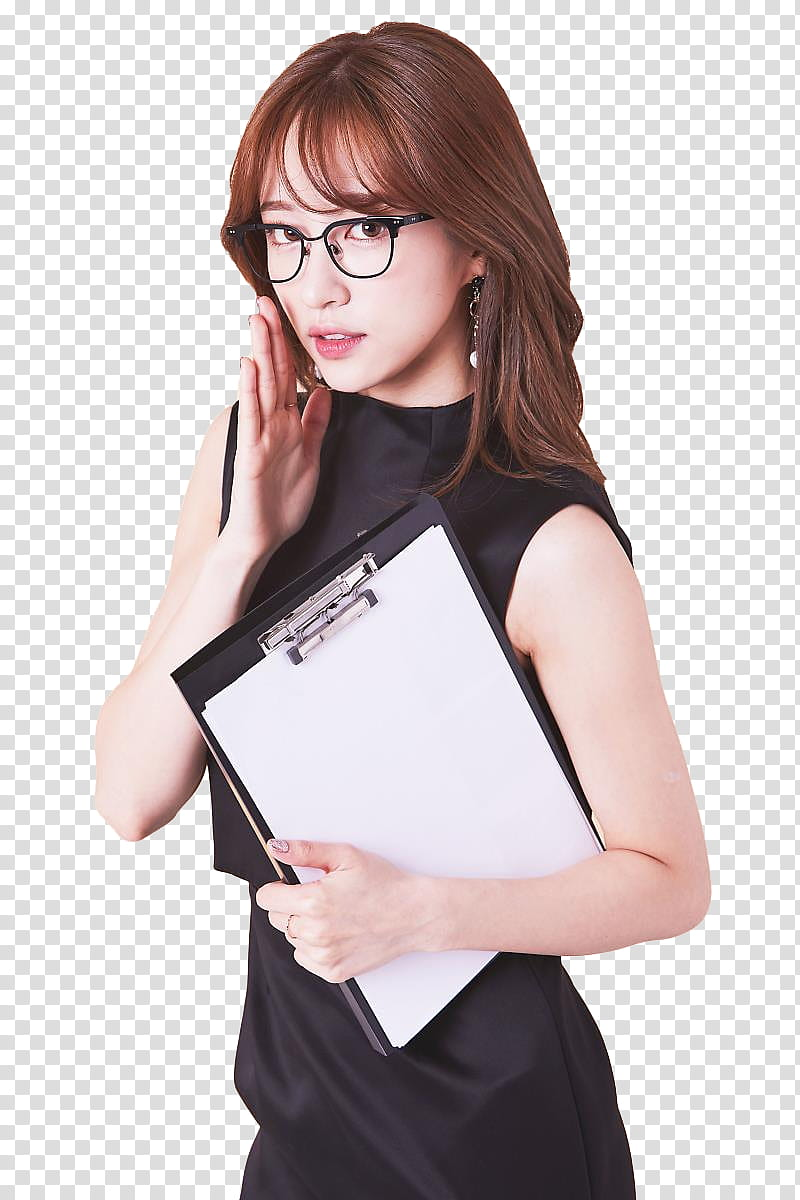 Hani EXID OliveTV Suddenly transparent background PNG.