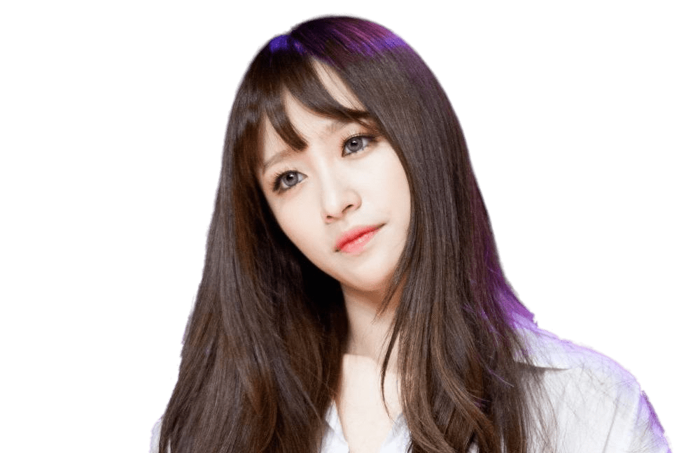 EXID Hani Portrait transparent PNG.