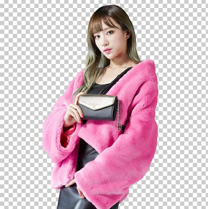 Hani EXID Hot Pink PNG, Clipart, Arm, Exid, Female, Fur, Fur.