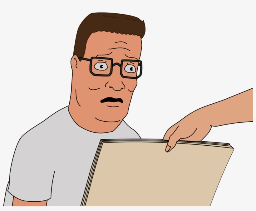 Hank Hill Png.