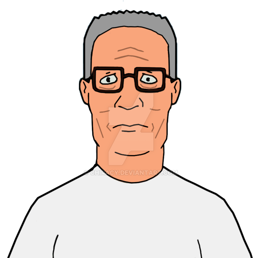 Hank Hill Png (+).