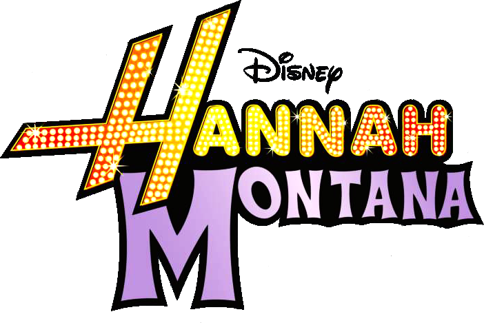 Hannah Montana Logo (PSD).