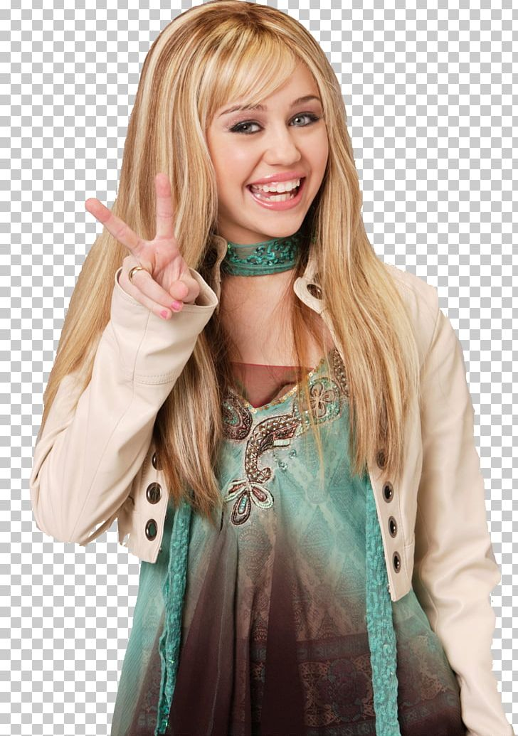 Miley Cyrus Hannah Montana PNG, Clipart, Actor, Art, Bangs, Blond.