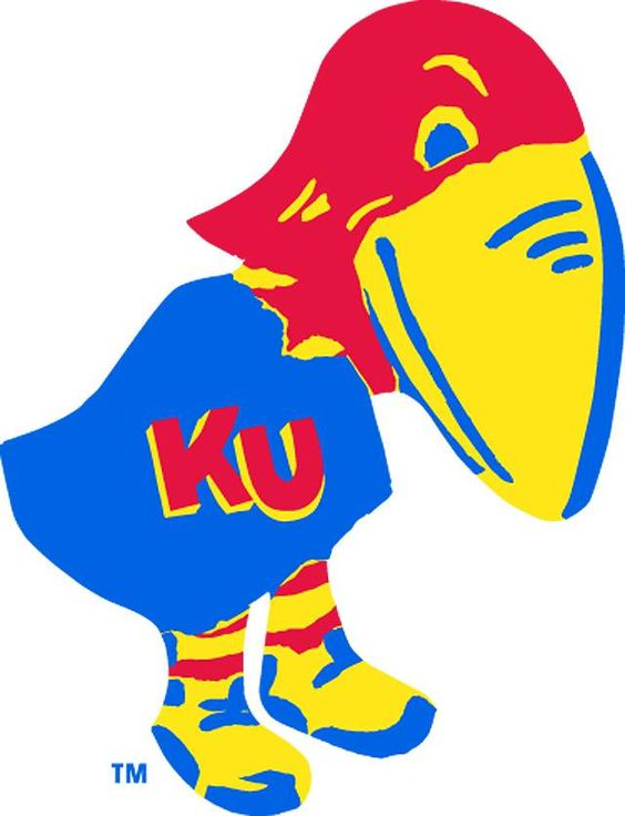 "1923 ""meek"" looking Jayhawk."