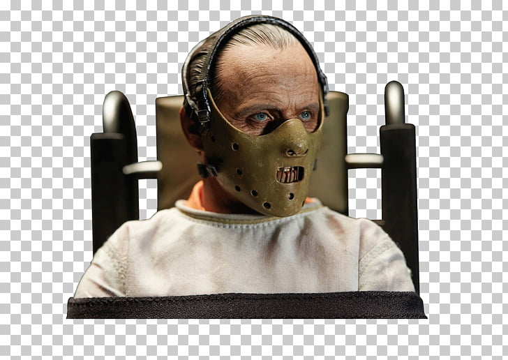 Hannibal Lecter Clarice Starling Straitjacket Cannibalism.