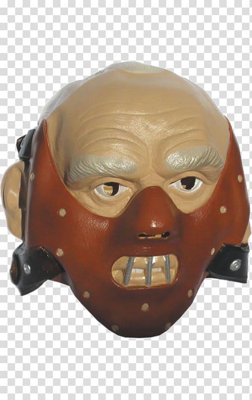 The Flesh Mask Headgear Costume party Hannibal, mask.