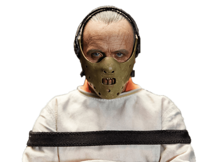 Download Free png hannibal lecter in straightjacket.