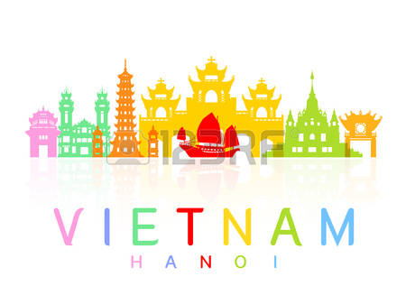 597 Hanoi Vietnam Stock Vector Illustration And Royalty Free Hanoi.
