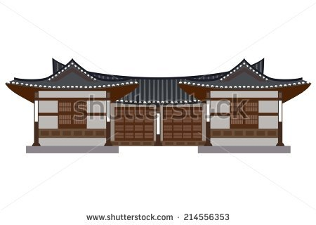 Vector korea house free vector download (1,775 Free vector) for.