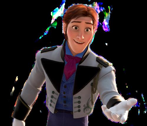 Hans From Frozen Clipart.