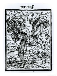 hans holbein woodcuts.