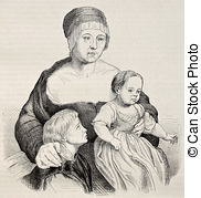 Hans holbein Stock Illustrations. 3 Hans holbein clip art images.