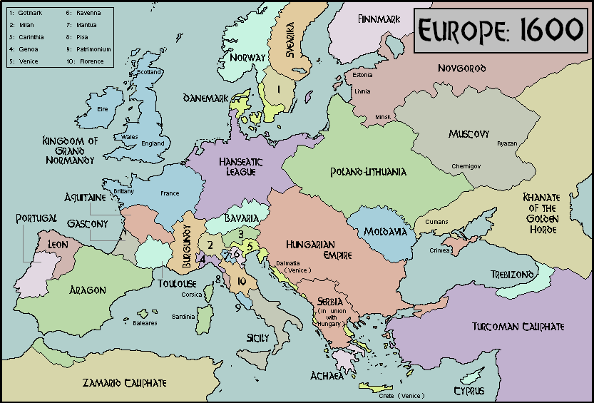 Hanseatic League Map Of Area. Diagrams. Get Free Images About.