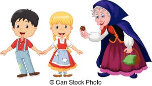Hansel gretel Stock Illustrations. 90 Hansel gretel clip art.