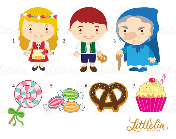 Hansel And Gretel Witch Clipart.