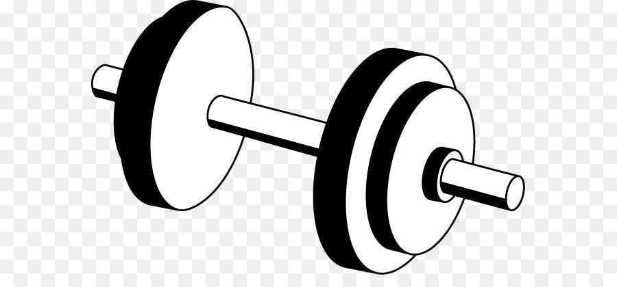 Hantel Gewicht training Olympischen Gewichtheben Clip.