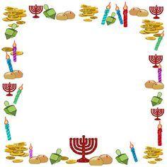 Hanukkah border clipart 4 » Clipart Portal.