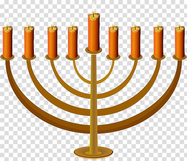 Hanukkah transparent background PNG clipart.
