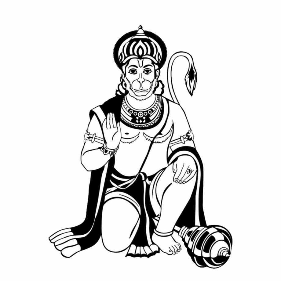 Hanuman Png, Download Png Image With Transparent Background.