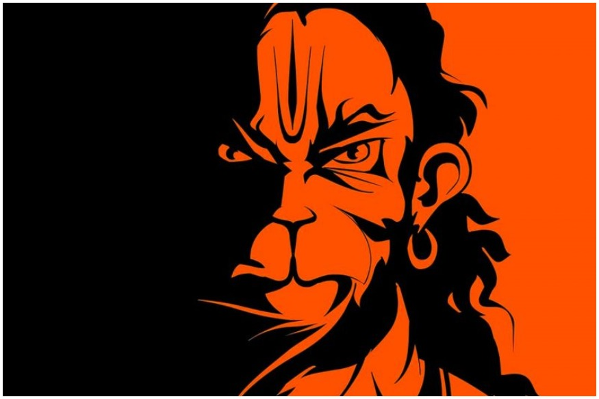 How a Kerala Artist\'s \'Angry Hanuman\' Became a Rage on.