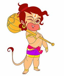 Hanuman Clipart at GetDrawings.com.