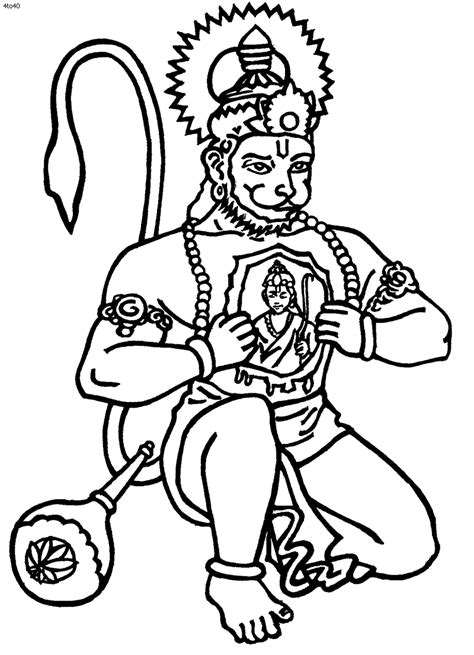 hanuman ji clipart 10 free Cliparts | Download images on ...