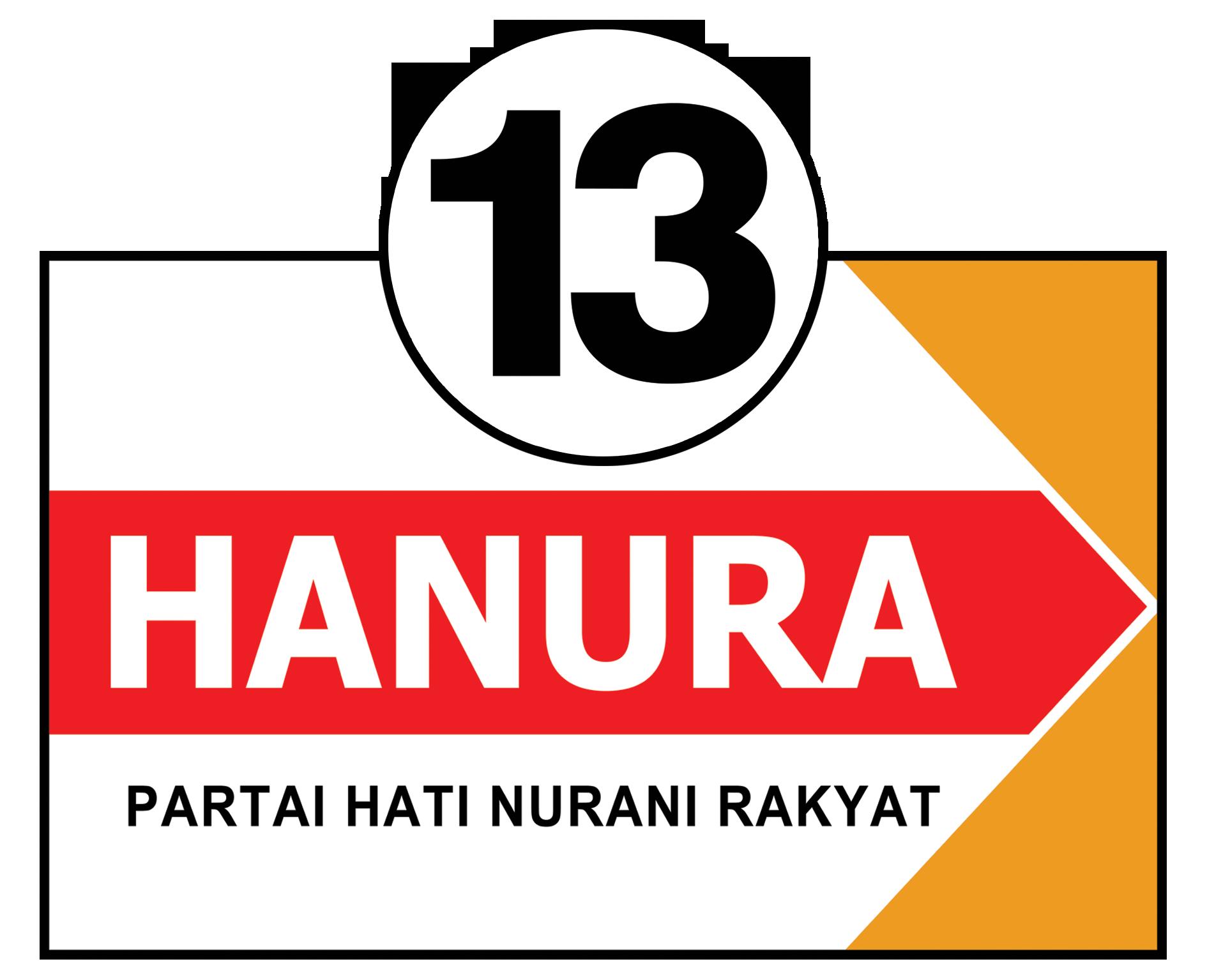 Suara Hanura 2019.