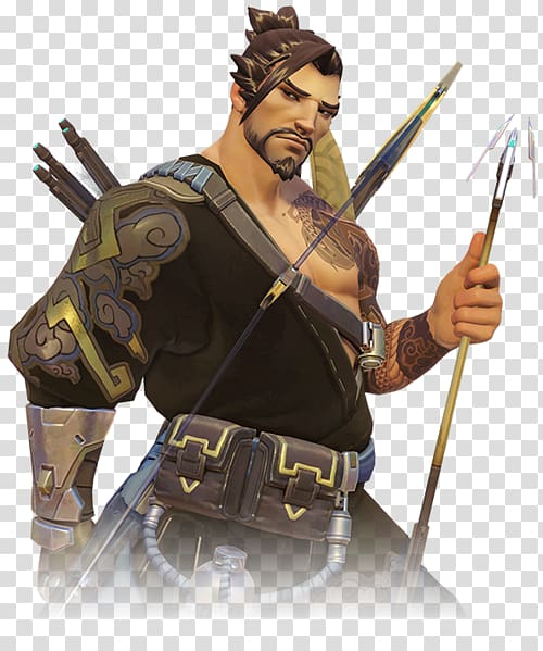 Overwatch Hanzo Mei Video game, overwatch transparent.