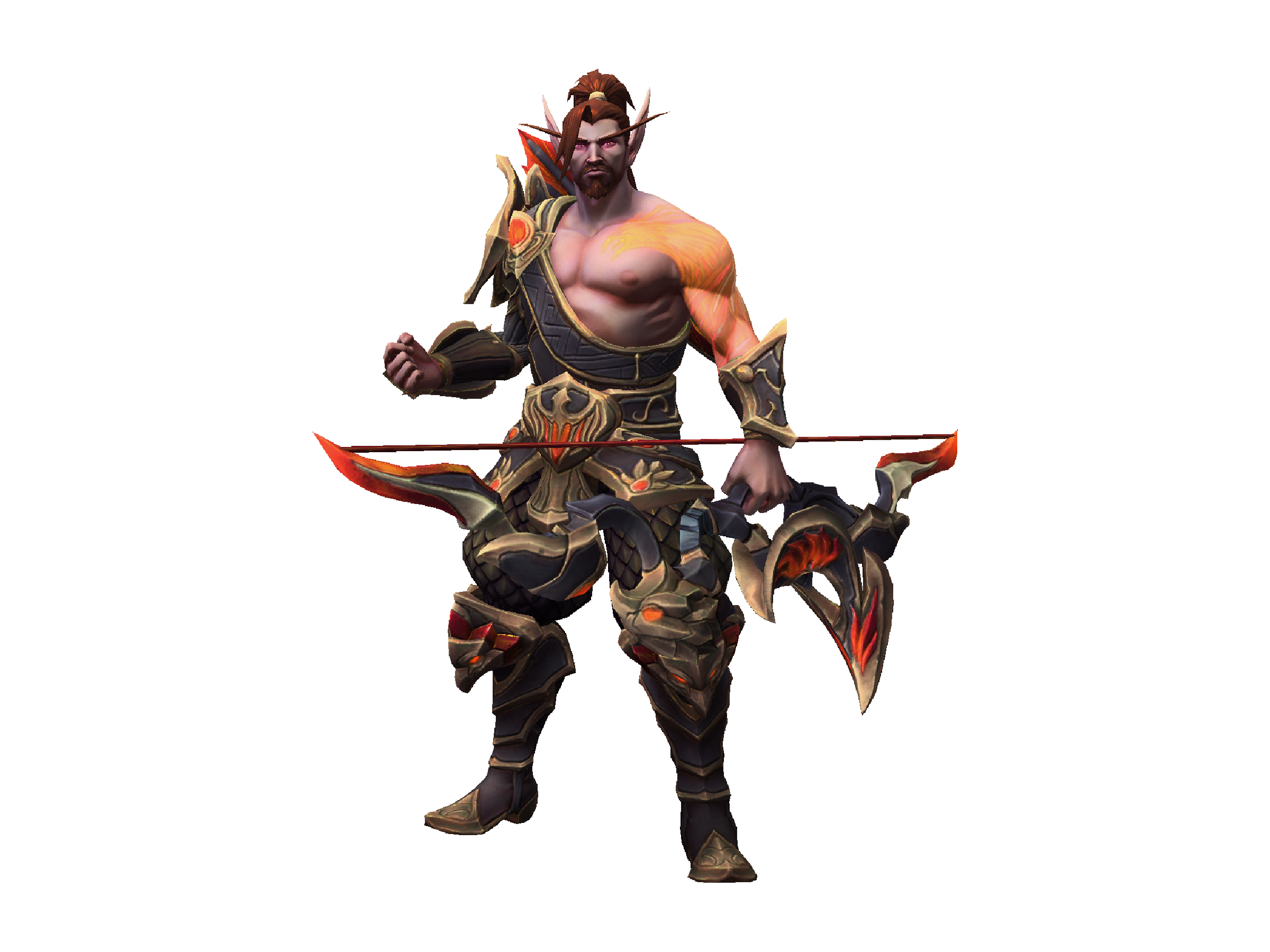 Hanzo Png & Free Hanzo.png Transparent Images #29400.