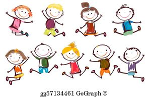Happiness Clip Art.