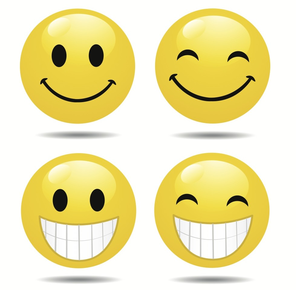 Happiness Clipart.