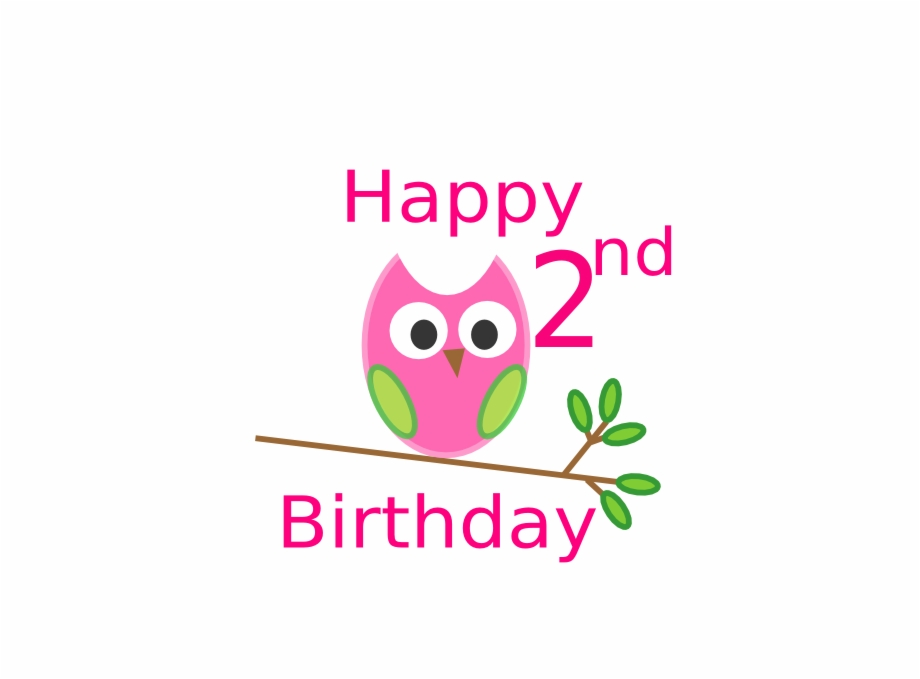 Happy 1st Birthday Kylie Free PNG Images & Clipart Download #1048196.