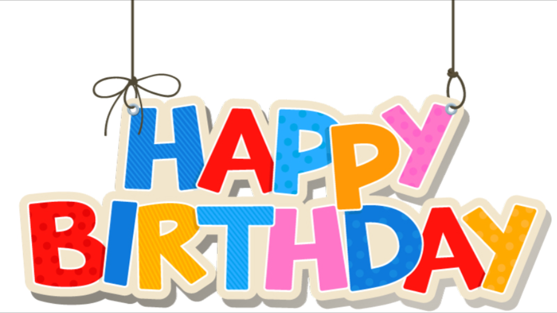 1st Birthday PNG Transparent Images, Pictures, Photos.