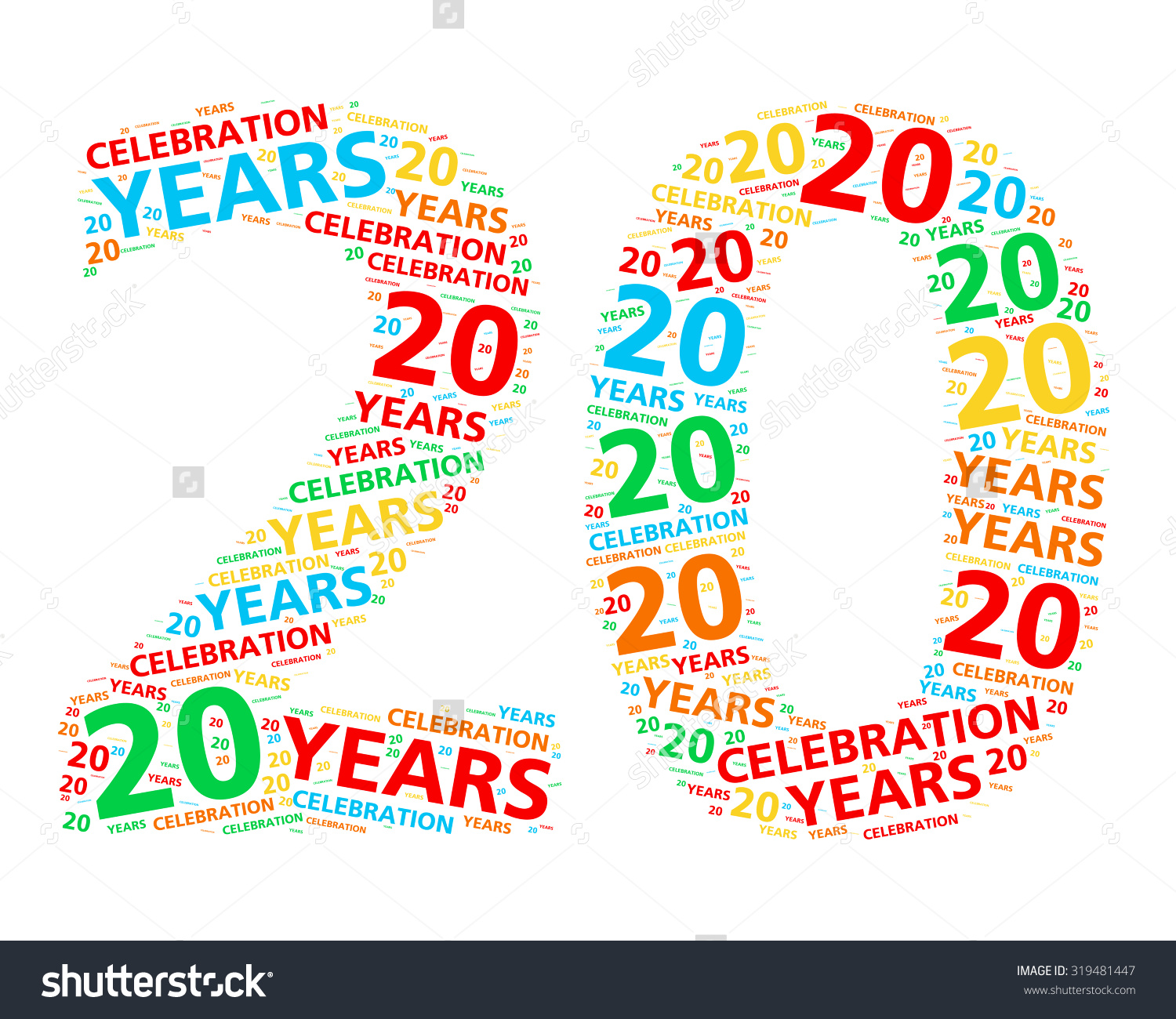 Happy 20th Birthday Clipart 20 Free Cliparts Download