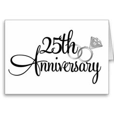 25th anniversary clipart 7 » Clipart Station.